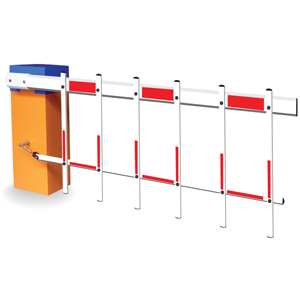 barrier gate system